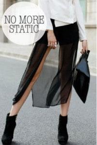statisk elektrisk tøj